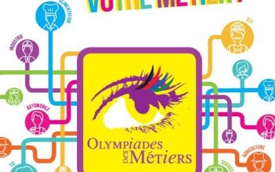 Olympiades des métiers suivies par La Grande Jaugue