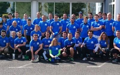 60 Coureurs du Groupe Cassous au marathon de Bordeaux