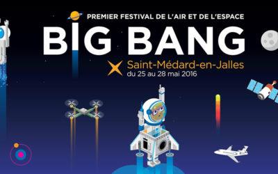 Le Groupe Cassous partenaire du festival Big Bang