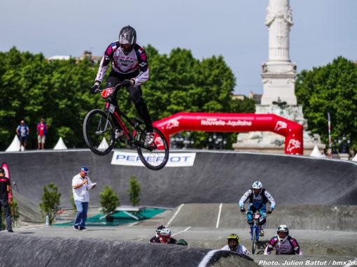 Championnats de BMX à Bordeaux – Peperiot