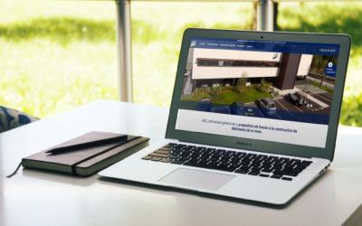 Nouveau site internet pour AGC