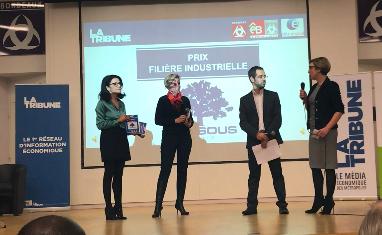 Le Groupe Cassous récompensé par les acteurs de l'emploi en Gironde