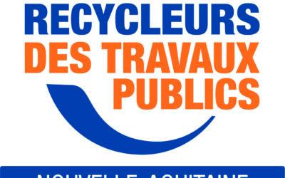 Signature de la charte des Recycleurs des Travaux Publics de Nouvelle Aquitaine