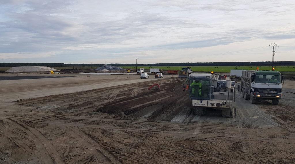 Centrale de biogaz : Atlantic Route participe à l'énergie verte.
