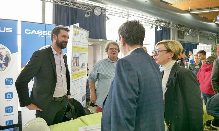 Forum des Métiers des Jeunes Mérignacais 2020