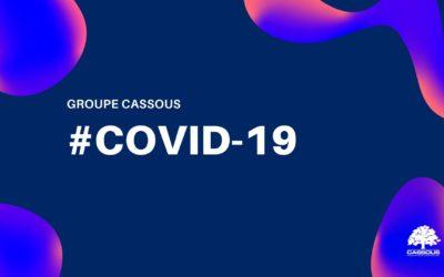 COVID-19 – Communiqué 25 Mars 2020